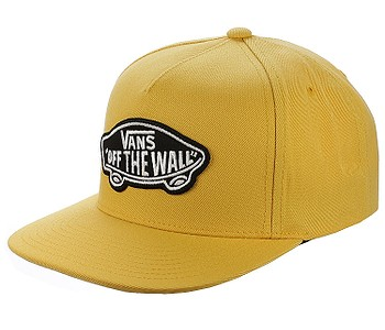 ŠILTOVKA VANS CLASSIC PATCH SNAPBACK - MINERAL YELLOW - skate-online.sk 1e1a076fb93