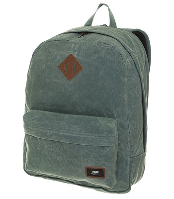 d286da6505 backpack Vans Old Skool Plus - Dark Forest - snowboard-online.eu