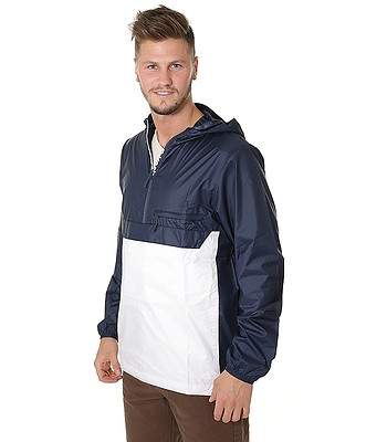 6fe6c6c1d841 jacket Nike SB Packable Anorak - 475 Obsidian White. No longer available.