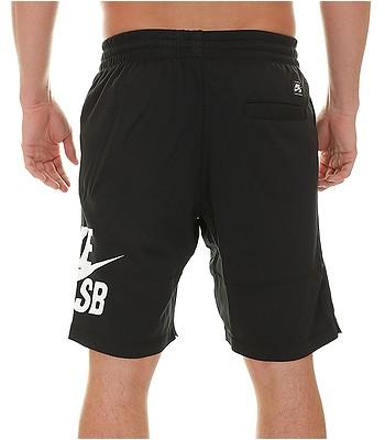 22c43d79f0c kraťasy Nike SB Dry Sunday - 010 Black White - snowboard-online.