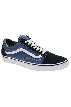 topánky Vans Old Skool - Navy 100a9b17693