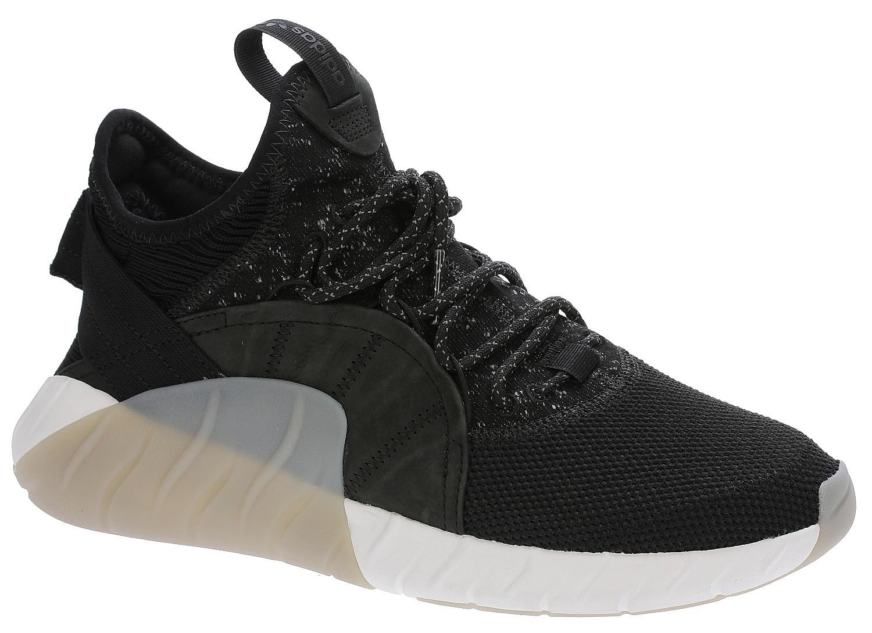 Zapatos adidas Originals tubular lugar Core Negro / blanco tiza / cristal