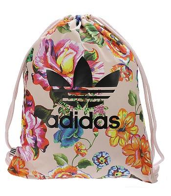 0525c9f03914b Beutel adidas Originals Floralita Gymsack - Multicolor - blackcomb-shop.eu