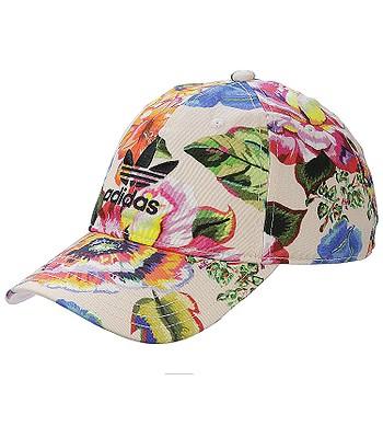 0f82ef8e cap adidas Originals Baseball Floralita Ap - Halo Pink/Multicolor -  snowboard-online.eu