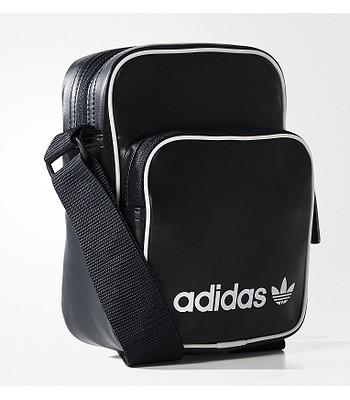 36c1e3e80bfe bag adidas Originals Mini Bag Vintage - Black - snowboard-online.eu