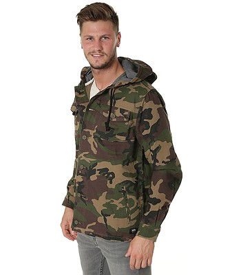 54b255f1e9 jacket Vans Lismore II - Camo. No longer available.