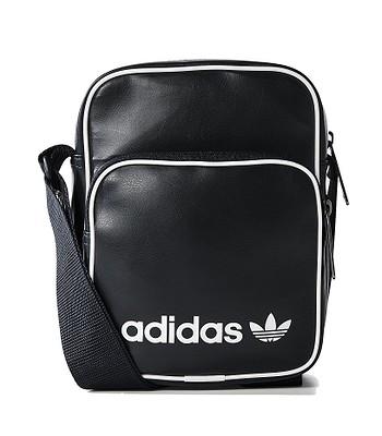 eeefdab77c3c bag adidas Originals Mini Bag Vintage - Black - snowboard-online.eu