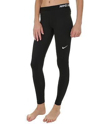 legíny Nike Pro Tight - 010 Black Black White  917811c18cf