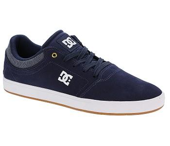 c07e58e6c5 TOPÁNKY DC CRISIS SE - NAV NAVY BLUE WHITE - skate-online.sk