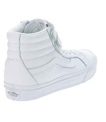 5662d9e423 shoes Vans Sk8-Hi Reissue V - Mono Leather True White. IN STOCK ‐ by 7. 5.  at your home -30%