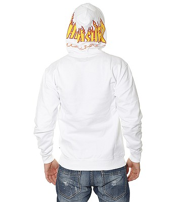 983925bf74e9 sweatshirt Vans Vans X Thrasher - White. No longer available.