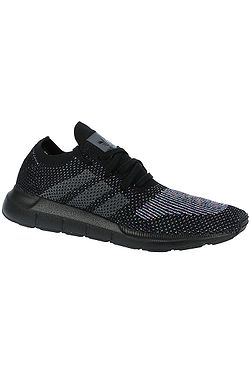 topánky adidas Originals Swift Run Primeknit - Core Black Gray Five Core  Black 5d390a385e2