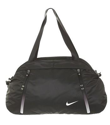 taška Nike Aura Club Solid - 010 Black Black  White  5034f41c932