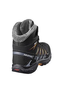 ... detské topánky Salomon XA Pro 3D Winter TS CSWP J - Black India Ink  446bbf7009e