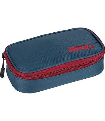 case Nitro Pencil Case XL - Blue Steel - snowboard-online.eu e788a8593