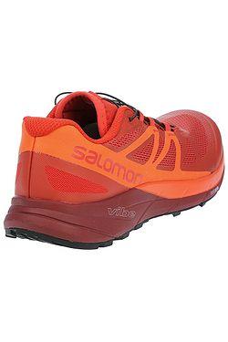 ... topánky Salomon Sense Ride - Fiery Red Scarlet Ibis Red Dalhia 6dfdde99c3
