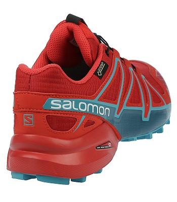 boty Salomon Speedcross 4 GTX W - Barbados Cherry Poppy Red Deep Lagoon e78d368835