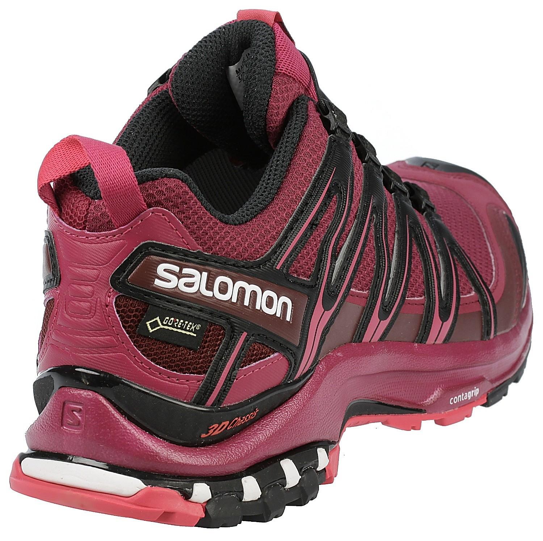 topánky Salomon XA Pro 3D GTX W Beet RedSangriaBlack