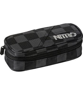 peračník Nitro Pencil Case - Checker - snowboard-online.sk 7ad2e6e9334