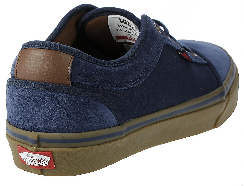 shoes Vans Chukka Low Rich NavyGum blackcomb shop.eu