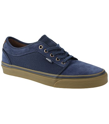 15201f3dea8e26 shoes Vans Chukka Low - Rich Navy Gum - blackcomb-shop.eu
