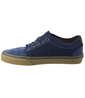 a193958fb5c215 shoes Vans Chukka Low - Rich Navy Gum. No longer available.
