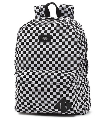 e174e385c33 batoh Vans Old Skool II - Black White Checkerboard - batohy-online.cz