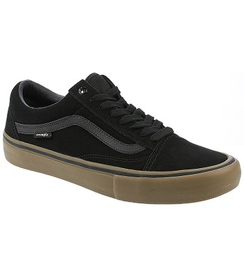 2de0f9a9 shoes Vans Old Skool Pro - Black/Gum/Gum - blackcomb-shop.eu