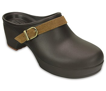 799d0036b2a boty Crocs Sarah Clog - Espresso - boty-boty.cz - doprava zdarma