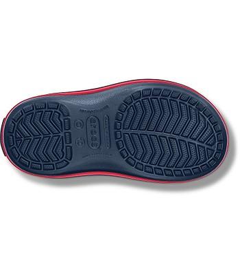 detské topánky Crocs Winter Puff Boot - Navy Red - snowboard-online.sk 34dd9f15403