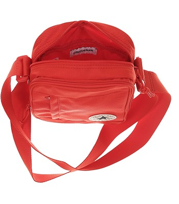 8ec059c749b taška Converse Poly Cross Body 10003338 - A03 Red - snowboard-online.sk