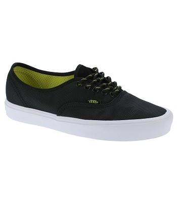 1a763be03f shoes Vans Authentic Lite - Ballistic Black Celery - snowboard-online.eu