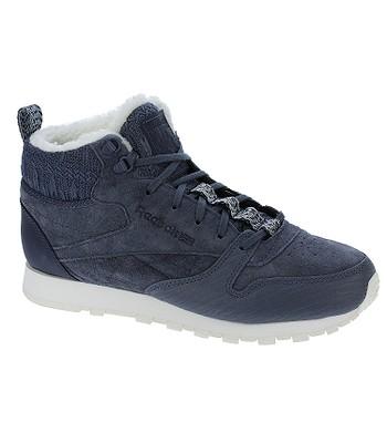 boty Reebok Classic Leather Arctic Boot - Smoke Indigo Navy Blue Chalk  e5218494973