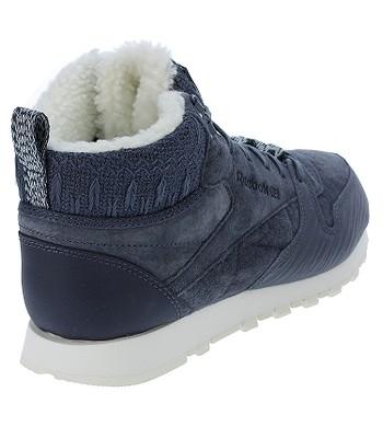 7247e0aa0eb7b8 shoes Reebok Classic Leather Arctic Boot - Smoke Indigo Navy Blue Chalk. No  longer available.