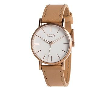 hodinky Roxy Maya S Leather - XMWC/Rose Gold/White/Tan