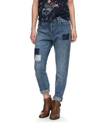 jeans Roxy Beyond Sky - BMTW Medium Blue  d45332de92