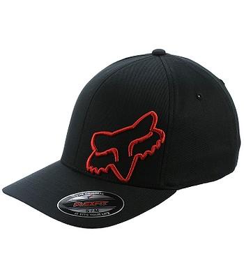 c98ec06554d kšiltovka Fox Flex 45 Flexfit - Black Red
