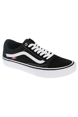 shoes Vans Old Skool Pro - Black/White