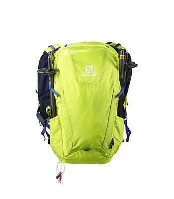45d51554c batoh Salomon Peak 20 - Acid Lime/Surf The Web. Produkt už nie je dostupný.