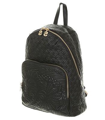 latest timeless design cheap for sale backpack Desigual 17WAXPGX/Lima Lottie - 2000/Negro ...
