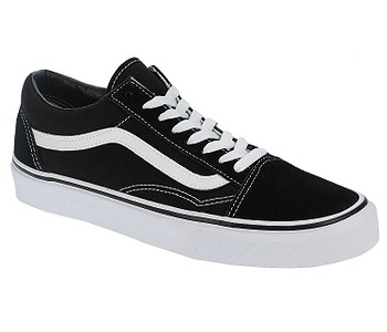 boty Vans Old Skool - Black/White