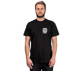 tričko Horsefeathers Mini Logo - Black