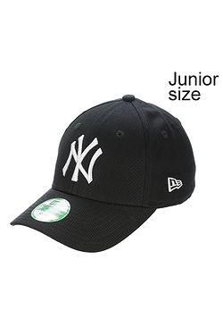 cap New Era 9FO League Basic MLB New York Yankees Kid's - Black/Optic White