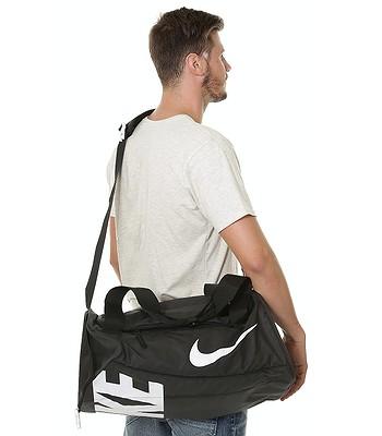 niska cena rozsądna cena niska cena sprzedaży torba Nike Alpha Adapt Small Duffel - 010/Black/Black//White ...