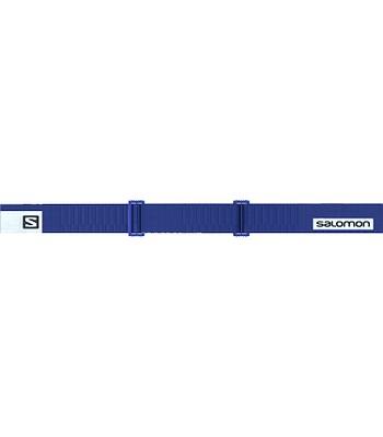 okuliare Salomon Xview - Blue White Low Light Light Blue -  snowboard-online.sk e92955ab033