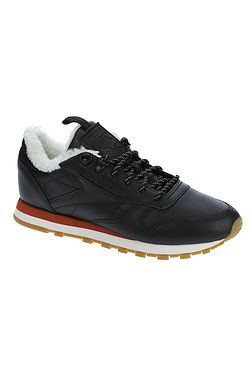 boty Reebok Classic Leather Arctic - Black Burnt Amber Chalk Gum ... caf1373180