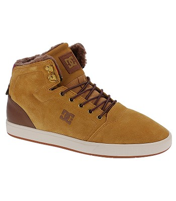boty DC Crisis High WNT - WD4 Wheat Dark Chocolate - snowboard ... 84006d9694
