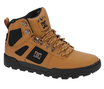 9b6bef3f86 TOPÁNKY DC SPARTAN HIGH WR BOOT - WD4 WHEAT DARK CHOCOLATE - skate ...