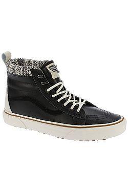 topánky Vans Sk8-Hi MTE - MTE Black Marshmallow 67c47ecd7db