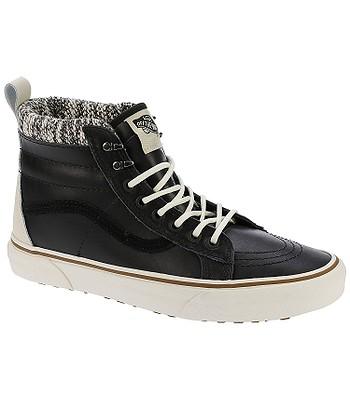 04ec52f4b52742 shoes Vans Sk8-Hi MTE - MTE Black Marshmallow - snowboard-online.eu